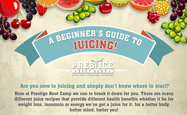 A Beginner's Guide to Juicing!