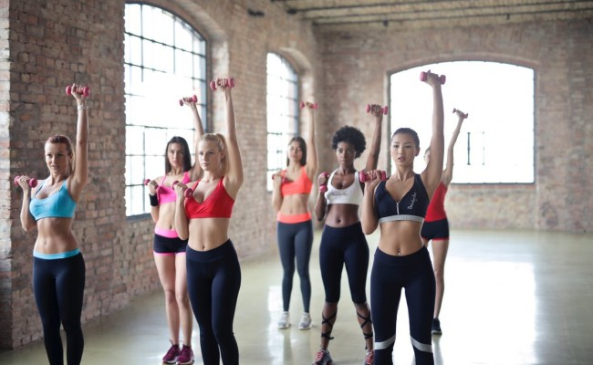 How To Blast Fat And Build Muscle With Group Training Classes