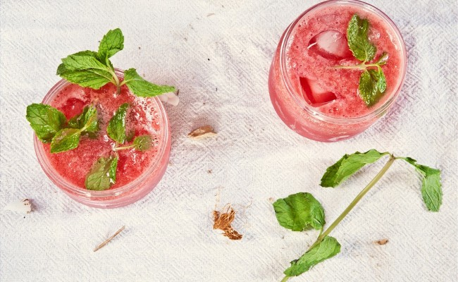 5 Healthy Drinks to Make this Summer