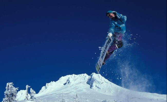Winter sports to try out this year