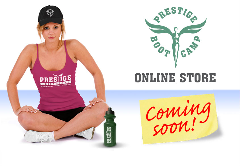 Online Store   Buy Health & Fitness Products   Prestige Boot Camp
