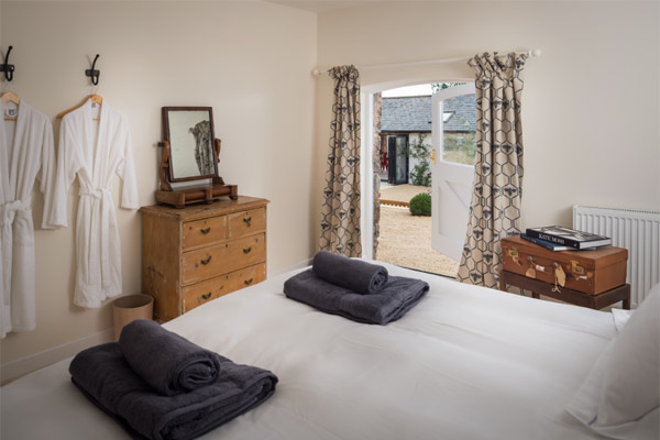 Boot Camp in Somerset - Bedroom