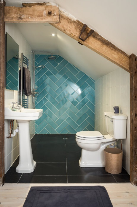 Boot Camp in Somerset - Bathroom